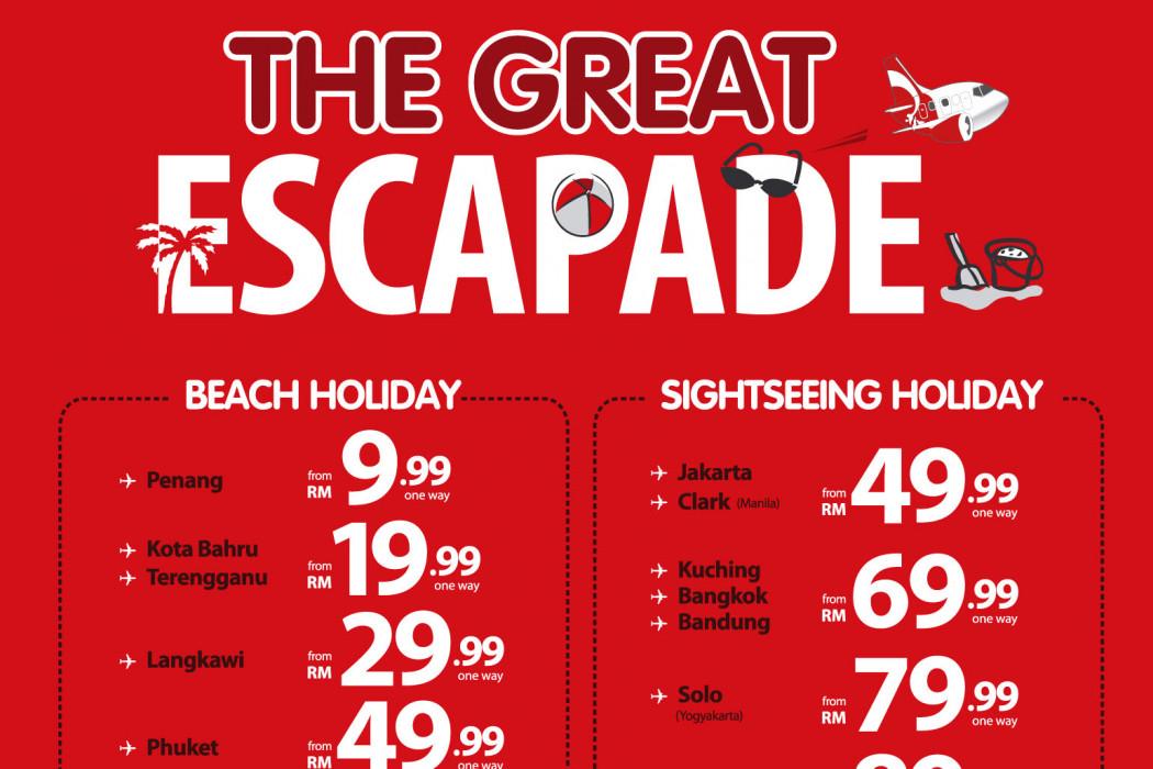The Great Escapade