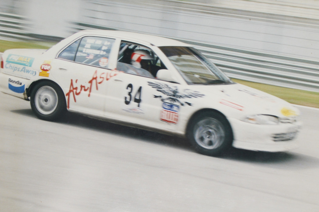 The Merdeka 12 Hour Endurance Race On 31st August, 2002 At The Sepang Circuit