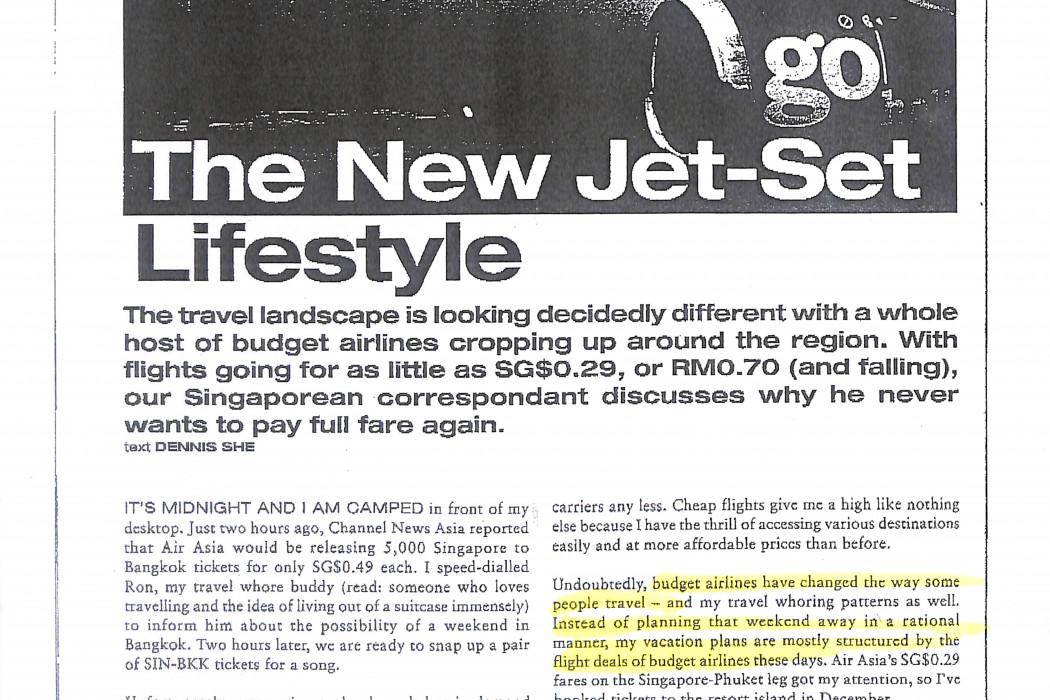 The New Jet-Set Lifestyle (1)