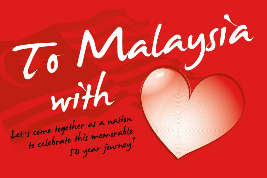 To Malaysia with ♥
