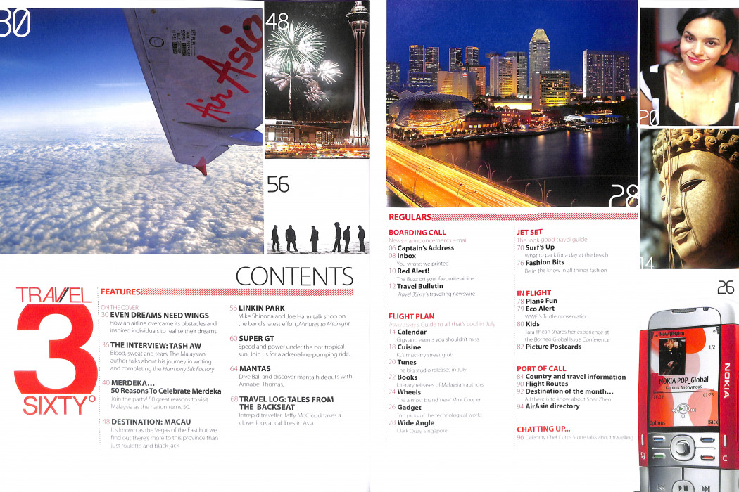 Travel360 2007 Issue 1 (2)