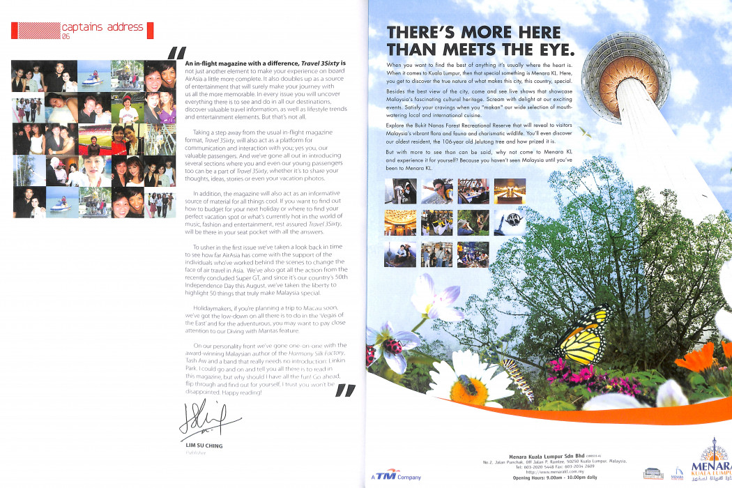 Travel360 2007 Issue 1 (4)