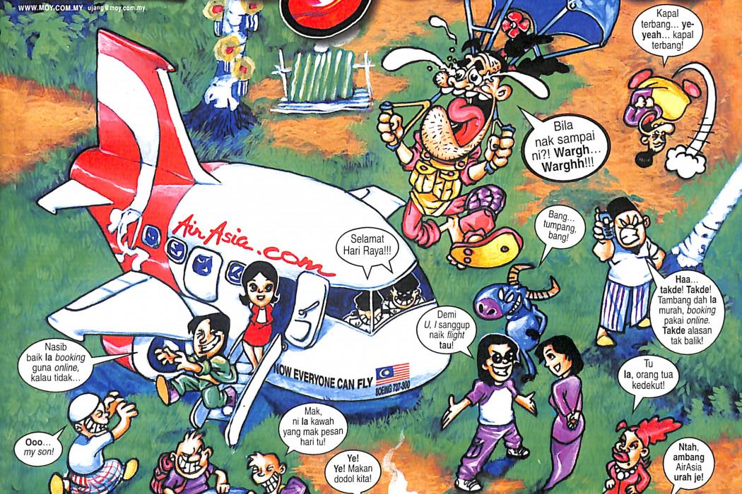 Ujang Issue 201 - December 2002