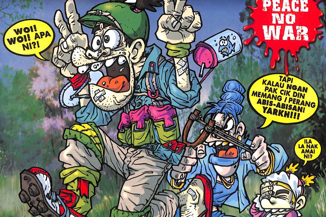 Ujang Issue 209 - April 2003 (1)