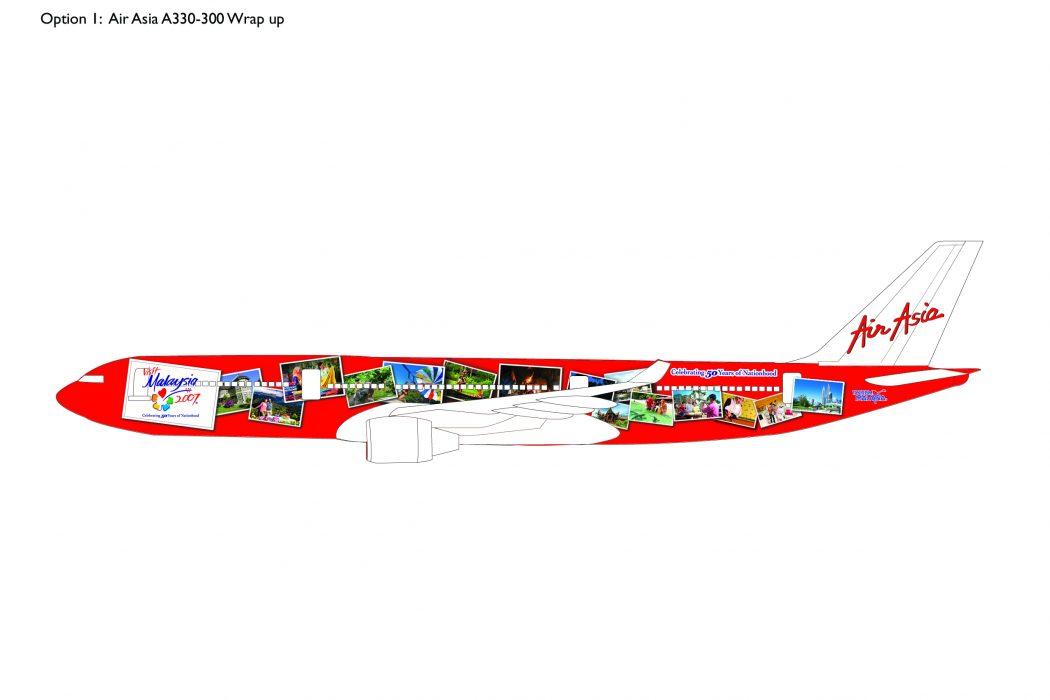 Visit Malaysia Plane Livery Design (1)