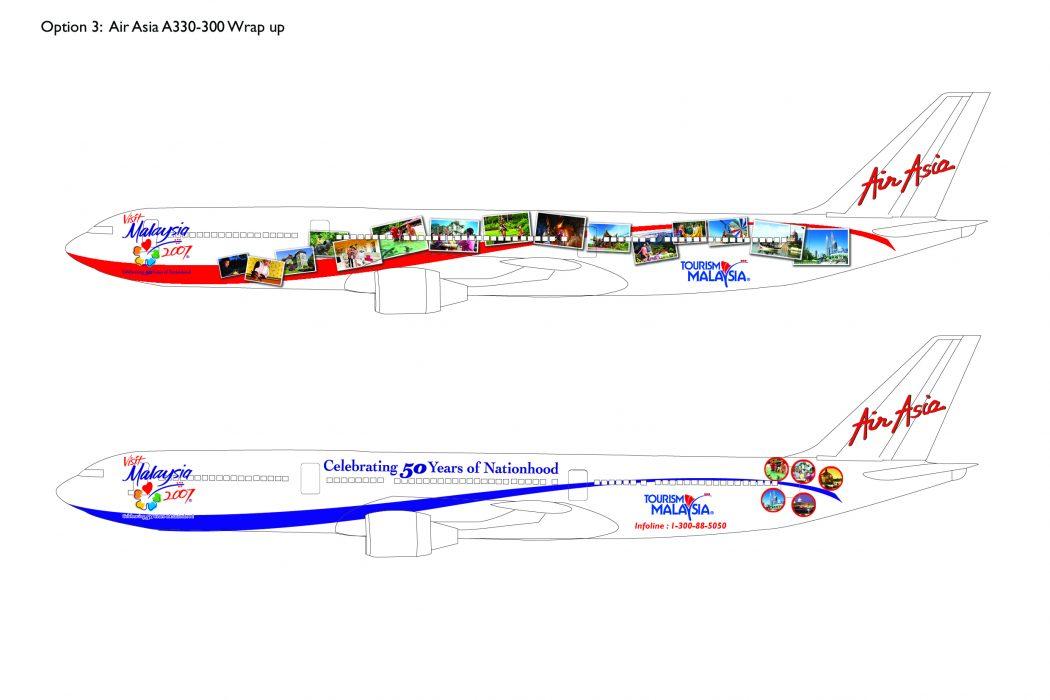 Visit Malaysia Plane Livery Design (3)