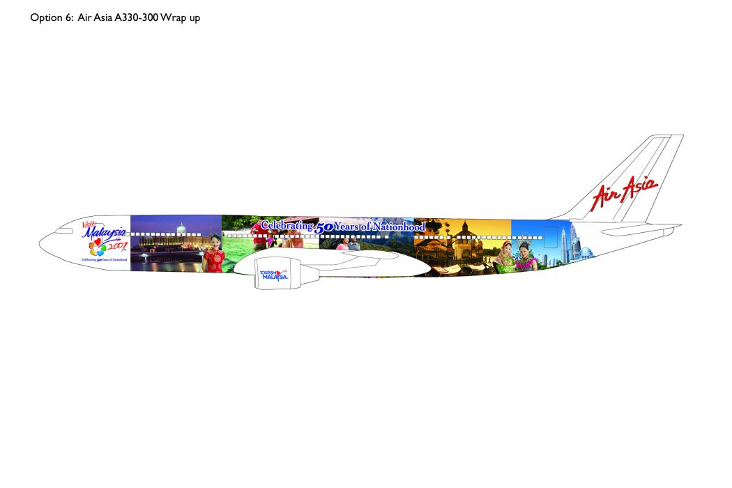 Visit Malaysia Plane Livery Design (6)