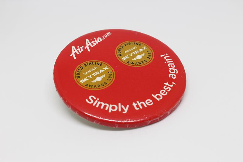 Badge - airasia.com - Simply the best, again! - 02