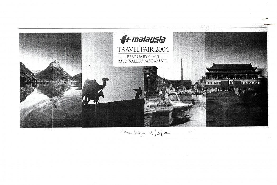 (images) - Travel Fair 2004 (MAS)