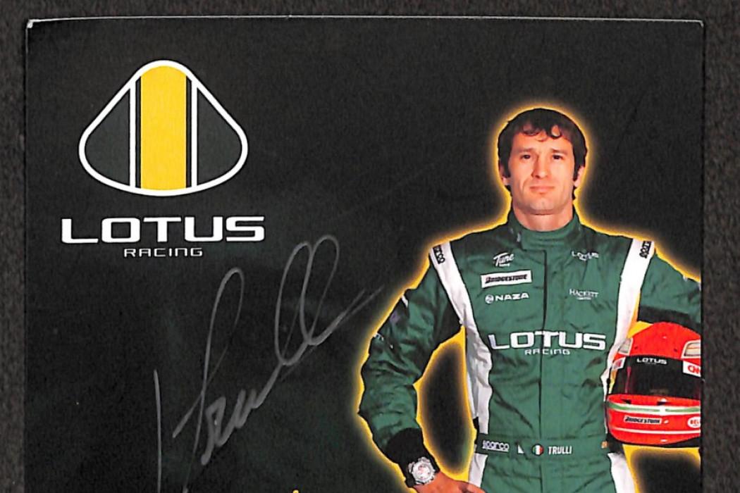Sponsorship Jarno Trulli 01